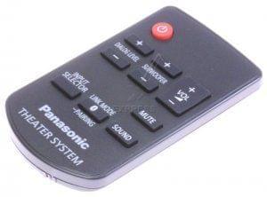 Remote PANASONIC N2QAYC000083