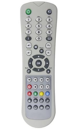 Remote SAGEM URC60-253268101