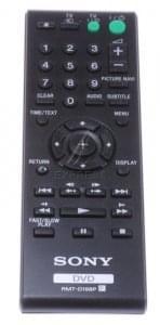 Remote SONY RMT-D198P