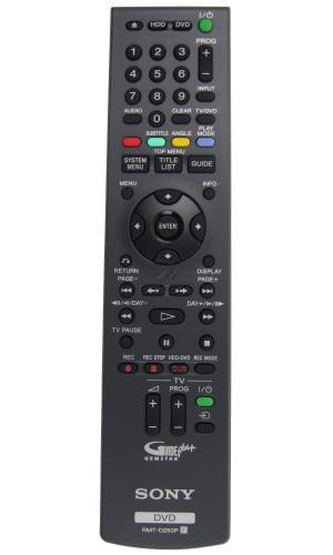remote SONY RMT-D250P