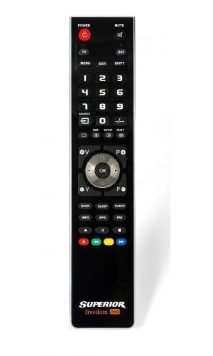 Remote SUPERIOR Freedom Micro USB 2in1 Black