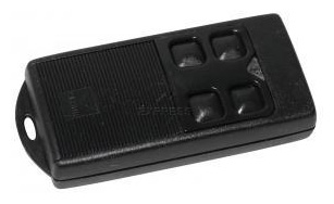 Remote CARDIN S738-TX4 27.195 MHZ with 4 buttons