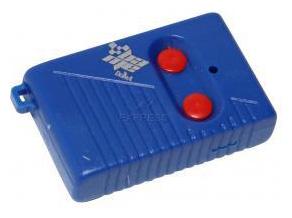 Remote DELMA MIZAR 433MHZ 2CH with 2 buttons