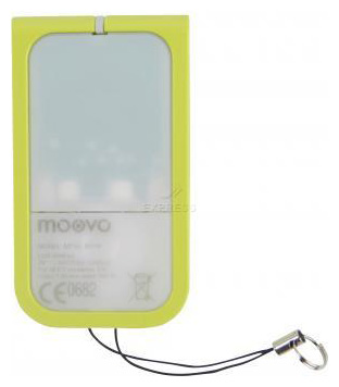 Remote MOOVO MT4V with 4 buttons