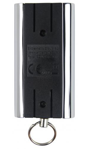 Remote NORMSTAHL RCU 433 4K with 4 buttons