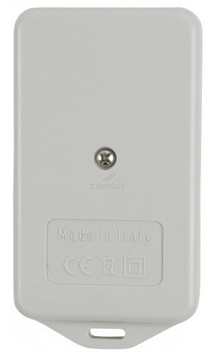 Remote PROTECO PTX433405 with 3 buttons