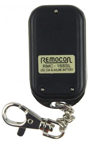 Remote REMOCON RMC168SL with 4 buttons