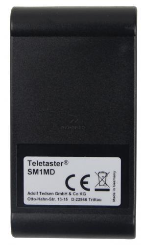 Remote TEDSEN SM1MD with 1 buttons
