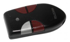 Remote TELCOMA FOX4-30 with 4 buttons