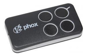 Remote V2 PHOENIX CONTRAT 15 4CH with 4 buttons