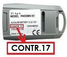 V2 PHOENIX CONTRAT 17 4CH