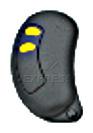 Remote AABIS SATELLITE 433 TX2