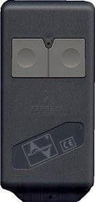 Remote ALLTRONIK S406-2 27.015 MHZ