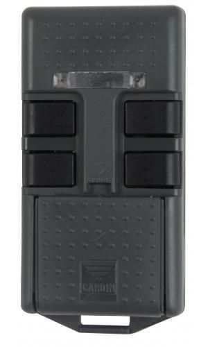 Remote CARDIN S466-TX4