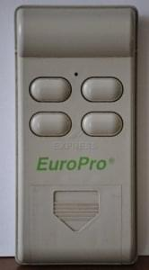 Remote control  EUROPRO 40MHZ TX4