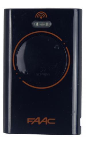 Remote FAAC XT2 433 SL