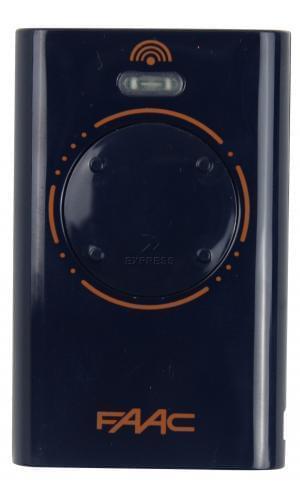 Remote FAAC XT4 433 SL