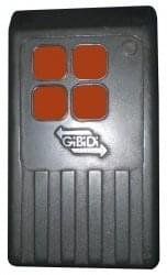 Remote GIBIDI 26.995-4 OLD