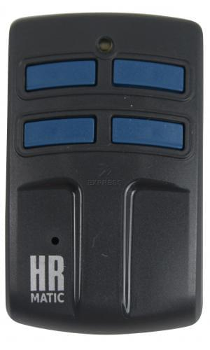 Remote HR RC868S