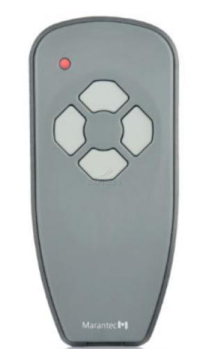 Remote MARANTEC D384-433