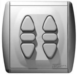 remote SOMFY INIS DUO