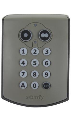 Remote SOMFY KEYPAD RTS 1841030