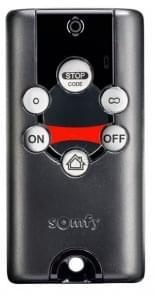 Remote SOMFY KEYTIS 4 ALARME HOME IO