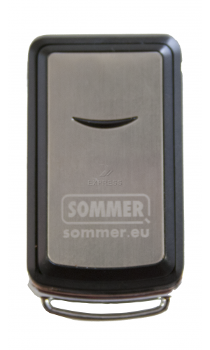 garage manual opener synoris door sommer by direct