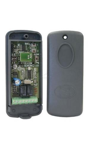 Remote CAME RE432M