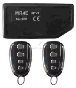 Receiver PRASTEL KIT MRC4E - 2 TC4E