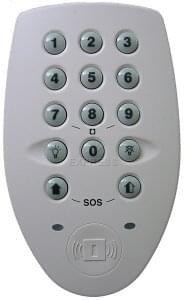 Remote HONEYWELL CSK800HF