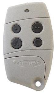 Remote SOMFY 433-NLT4 BEIGE