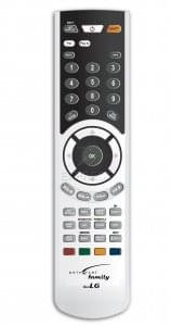 Remote JOLLY FAMILY LG