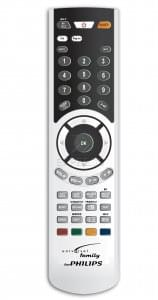 Remote PHILIPS DISCOVERY