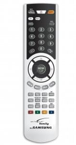 Remote JOLLY FAMILY SAMSUNG