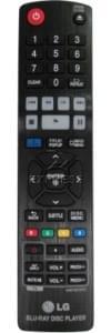 Remote LG AKB73615701