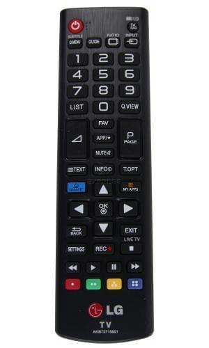 remote LG AKB73715601