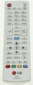 Remote LG AKB73975758