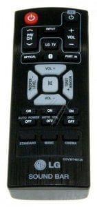 Remote LG COV30748128