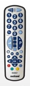 Remote MELICONI SMART SENIOR 2