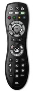Remote ONE FOR ALL URC 6430
