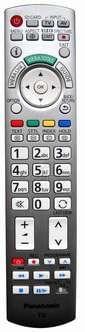 Remote PANASONIC N2QAYB000504
