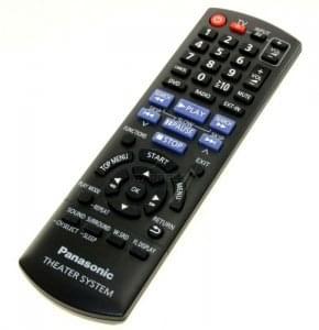 Remote PANASONIC N2QAYB000627