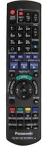 Remote PANASONIC N2QAYB000759
