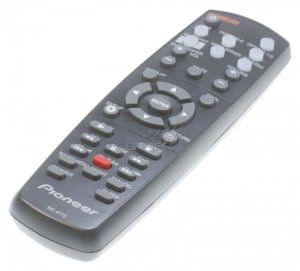pioneer tv remote control low prices always. Black Bedroom Furniture Sets. Home Design Ideas