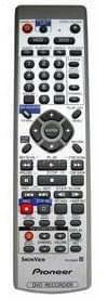 Remote PIONEER VXX2889