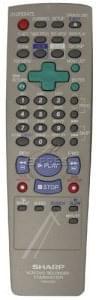 Remote SHARP 9HSNB203ED