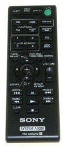Remote SONY RM-AMU212 A2060832A