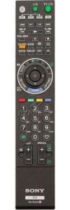 Remote SONY RM-ED018