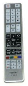 Remote TOSHIBA CT-8040 75038887